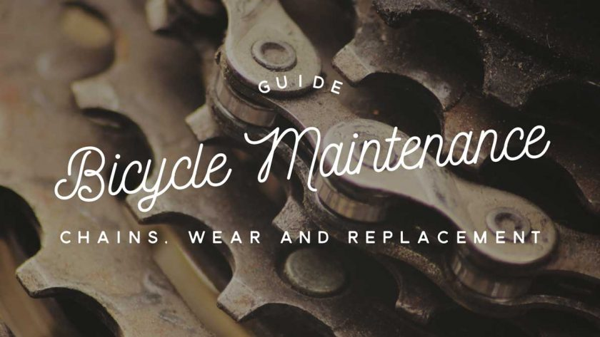 Bicycle Maintenance Chains