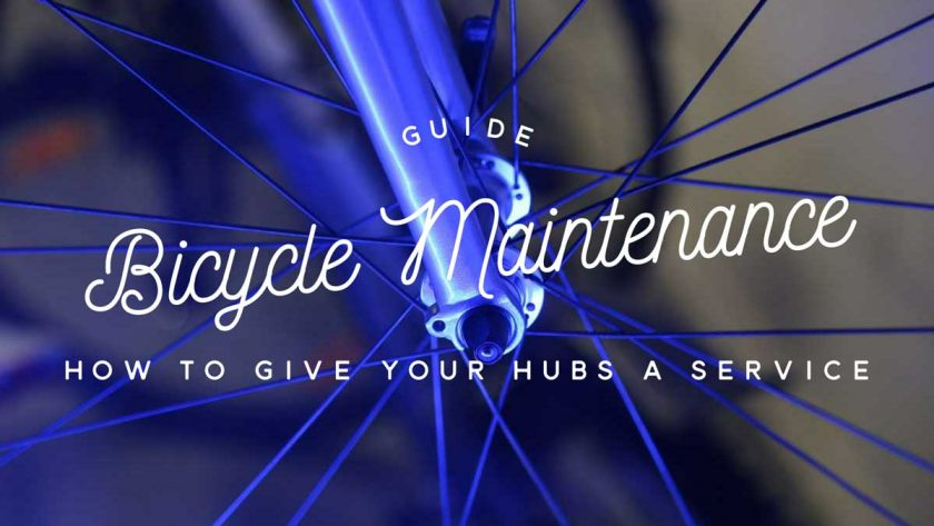 Bicycle Maintenance Hubs