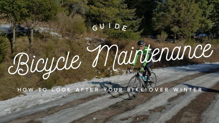 Bicycle Maintenance Winter Checks