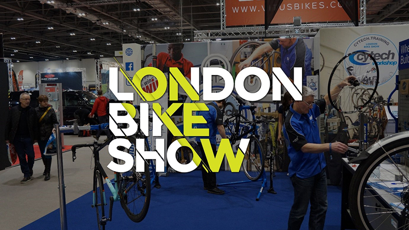 Cytech at The London Bike Show