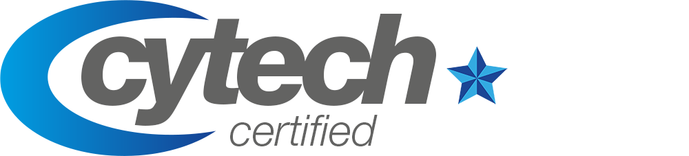 Cytech certified badge