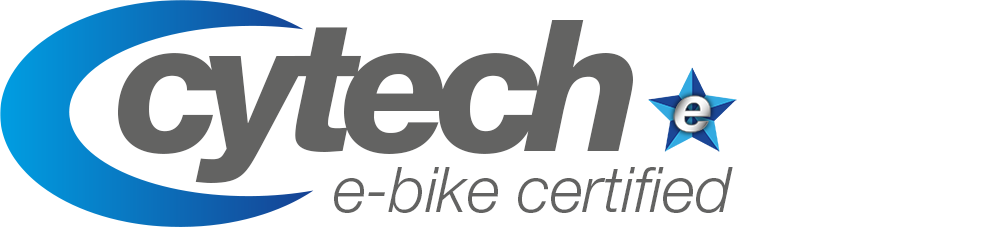 Cytech e-bike certified badge
