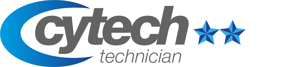 Cytech technician badge